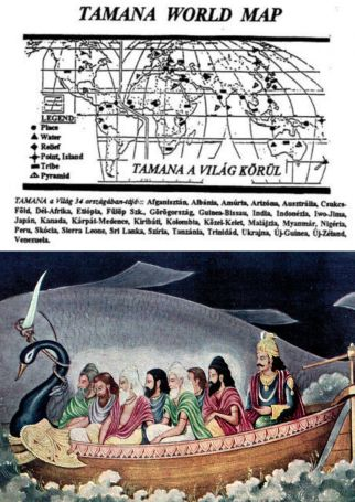 Tamana: An Antediluvian Civilization