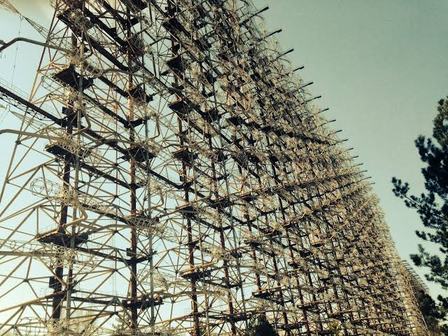 The woodpecker signal
