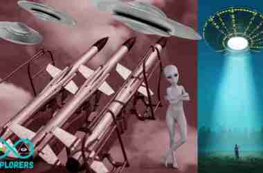 UFO Disabled 10 US Nuclear Missiles Says Former US Air Force Captain