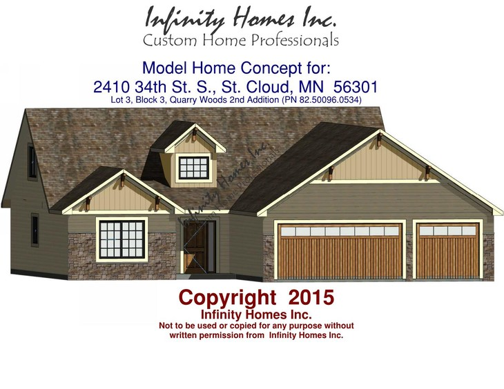 infinity homes inc central mn premier contractor luxury new home properties