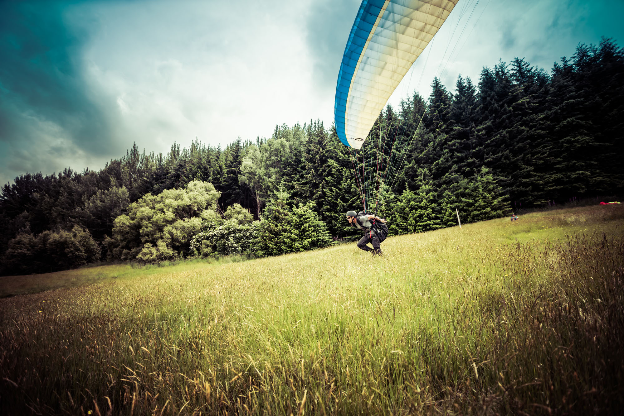 Intro Day Course - Infinity Paragliding 7