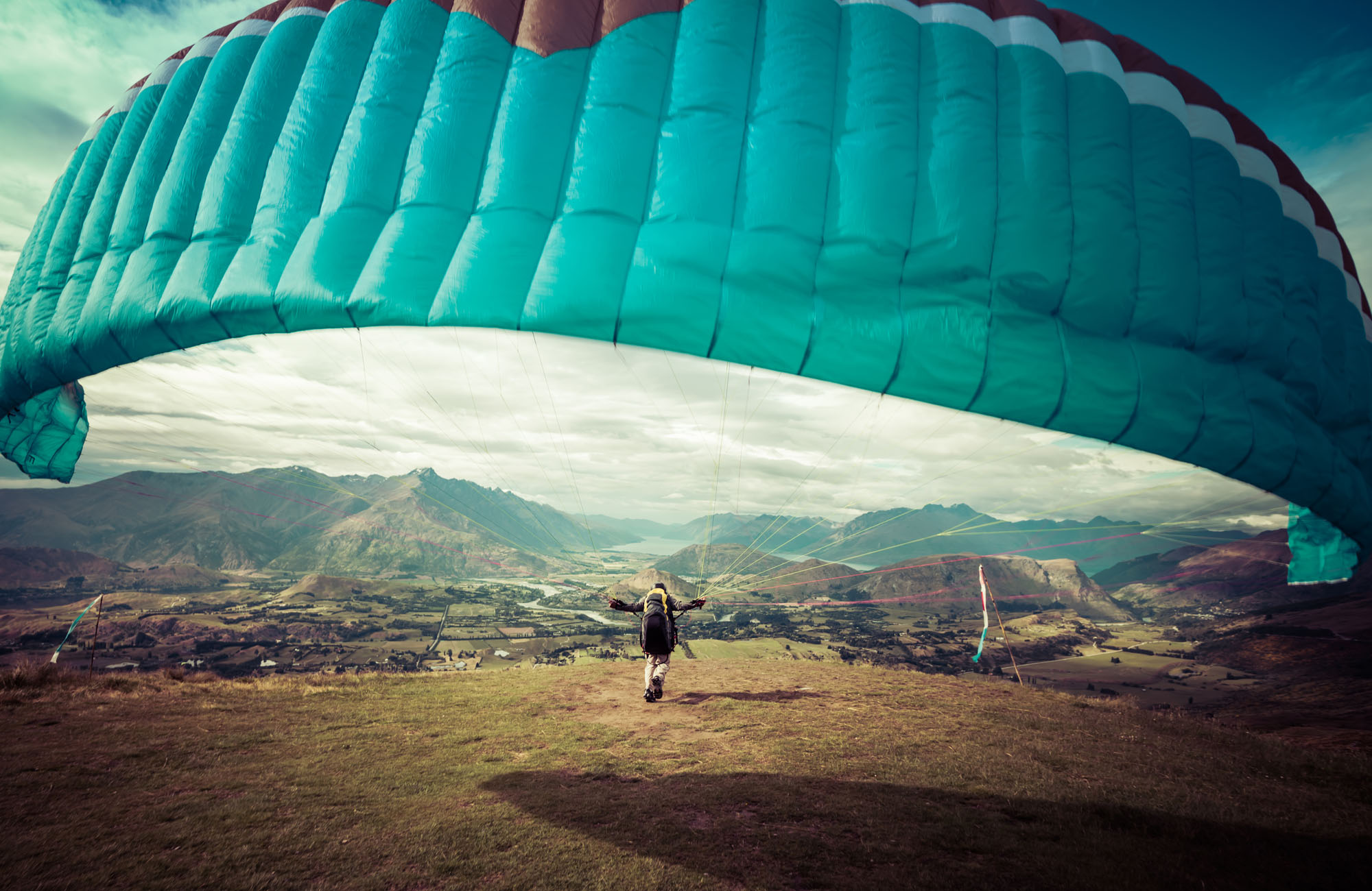 PG2 Course - Infinity Paragliding 1