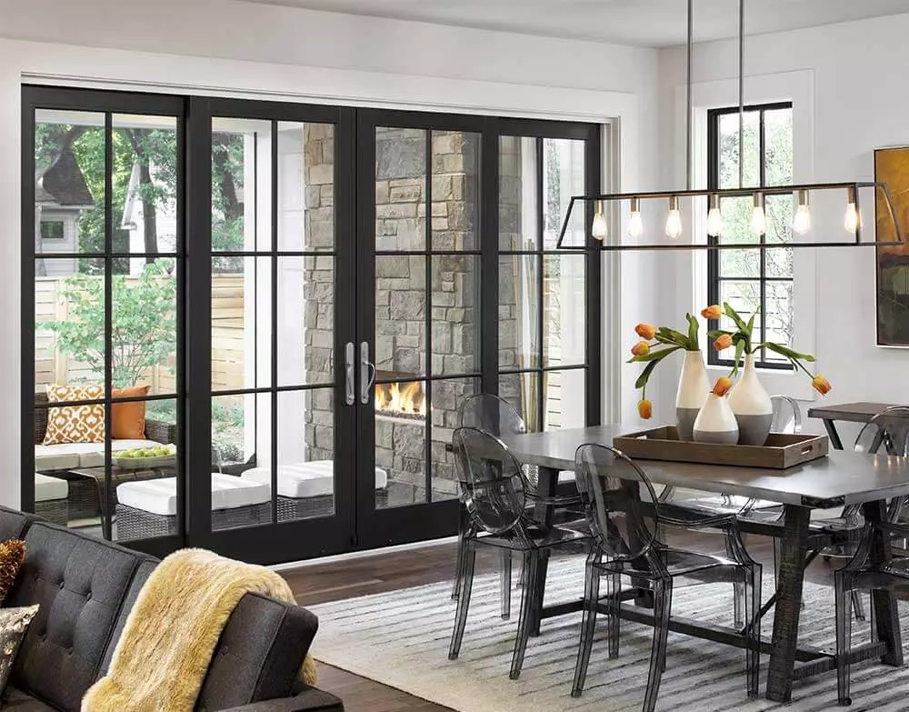 replacement sliding french doors