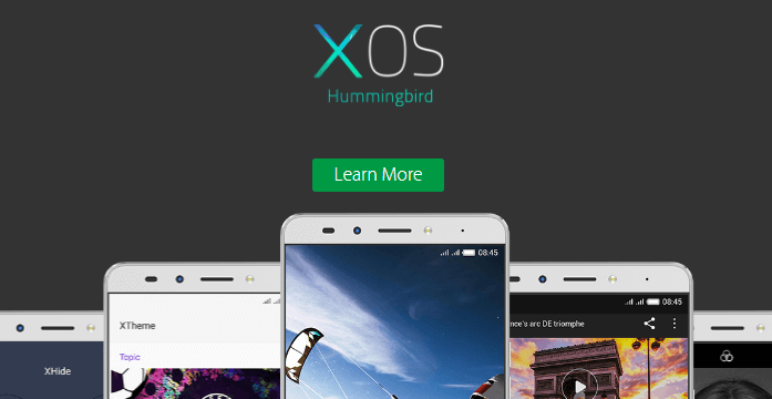 Infinix XOS 3.0 Humming Bird