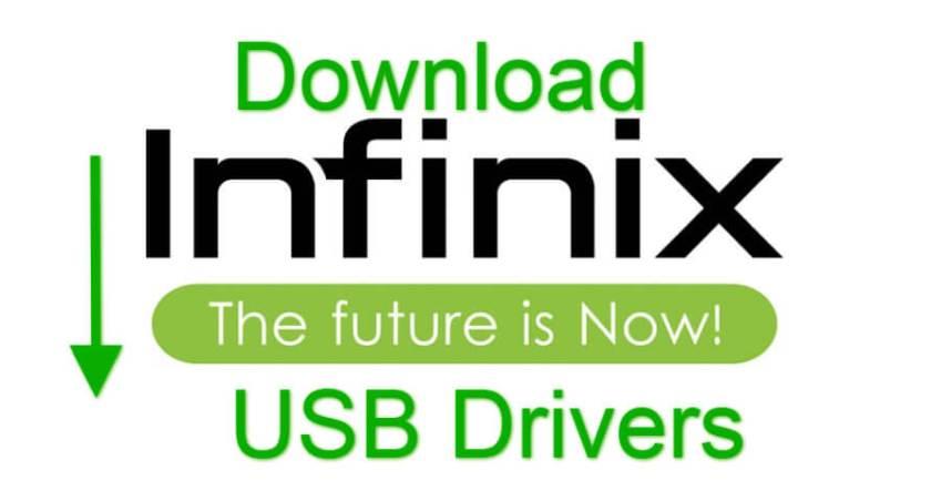 download infinix usb drivers