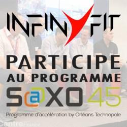 start-up infinyfit - saxo 45