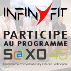 start-up infinyfit - saxo 45