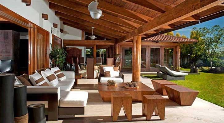 Progetto e costo veranda in legno