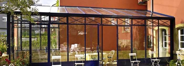 Infissi per verande: verande in PVC Milano