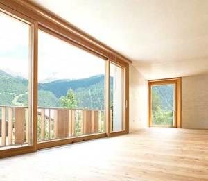 Serramento in legno Torino