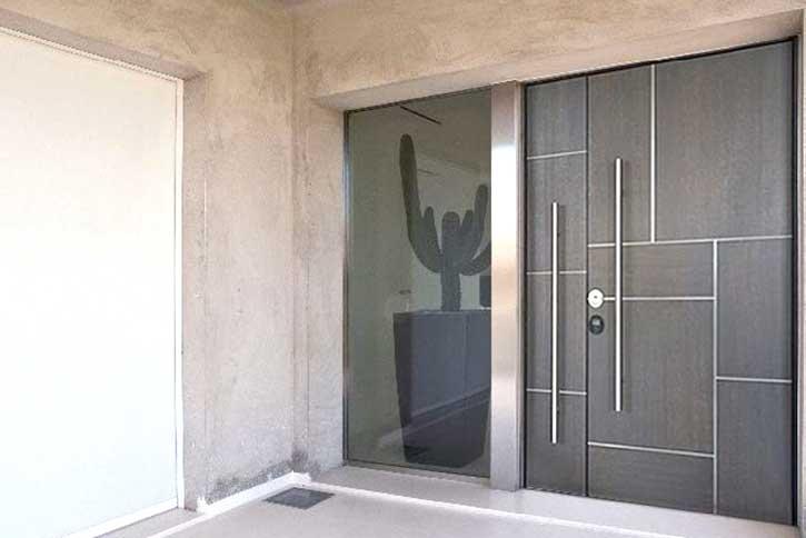 Preventivi porte blindate per una casa a Como