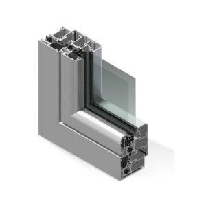 Infissi in alluminio caratteristiche tecniche