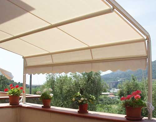 Tipologie di tende da sole a Como