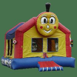 Train Bounce House