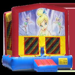 Tinkerbell Modular Bounce House
