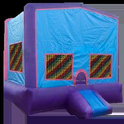 Pink Modular Bounce House