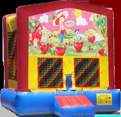 Strawberry Shortcake Modular Bounce House