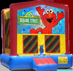Elmo Modular Bounce House