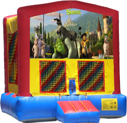 Shrek Modular Bounce House