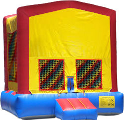 No Theme Modular Bounce House