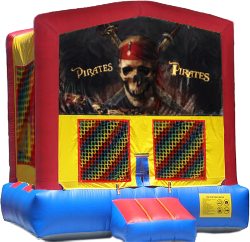 Pirates Movie Modular Bounce House