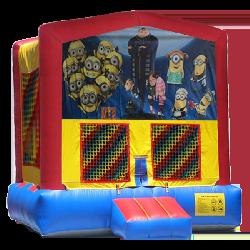 Despicable Me Modular Bounce House