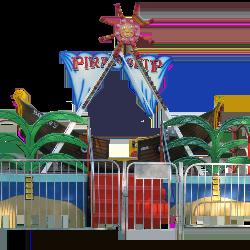 Pirate Ship Ride