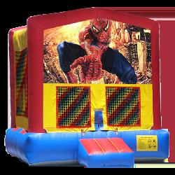 Spiderman 2 Modular Bounce House
