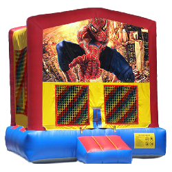 Spiderman 2 Modular Bounce House