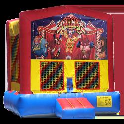 Circus Modular Bounce House