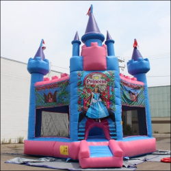 Castle Bounce - Princess