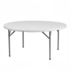 60 Inch Round Folding Table
