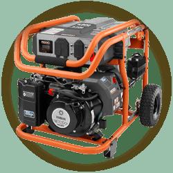 Rigid 7000 Watt Generator