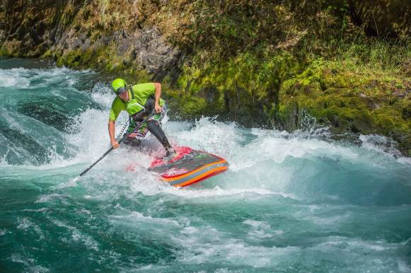 Starboard Astro Whitewater Inflatable SUP