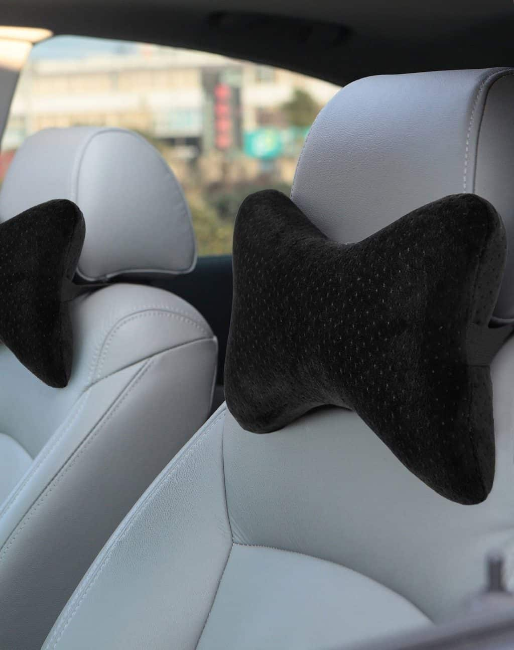 aeris car neck pillow for head support
