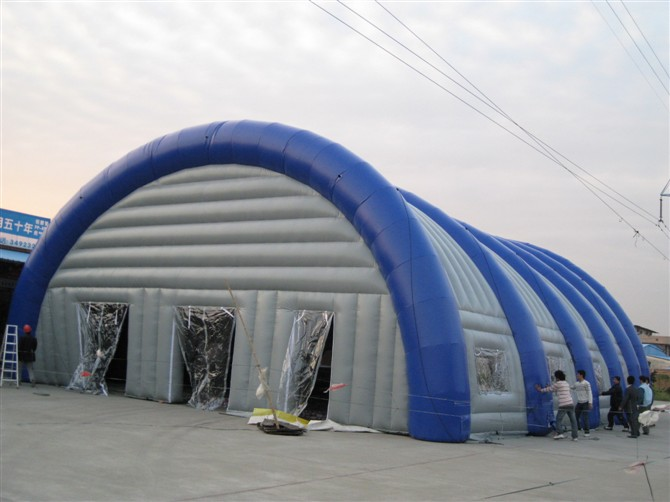 Big Inflatable Outdoor Pvc Inflatable Event Tent