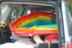 rainbow-in-car-chattanooga