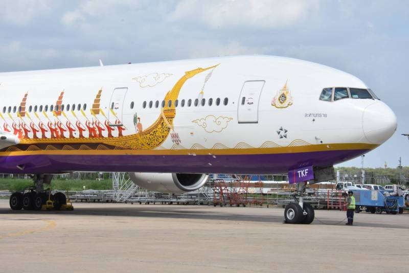 New Royal Barge livery
