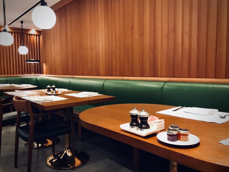 Cathay Pacific Lounge Restaurant