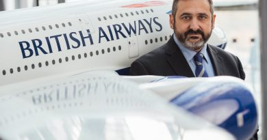 Alex Cruz, CEO British Airways