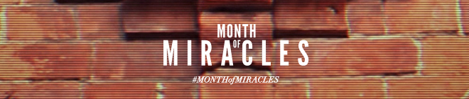 Podcast Banner Month of Miracles 02