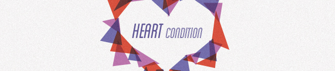 Heart Condition Podcast Banner