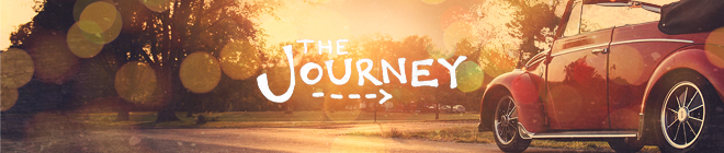 The Journey Podcast Banner