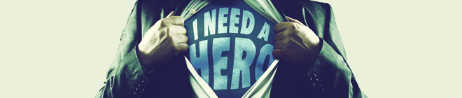 Podcast Banner I Need A Hero
