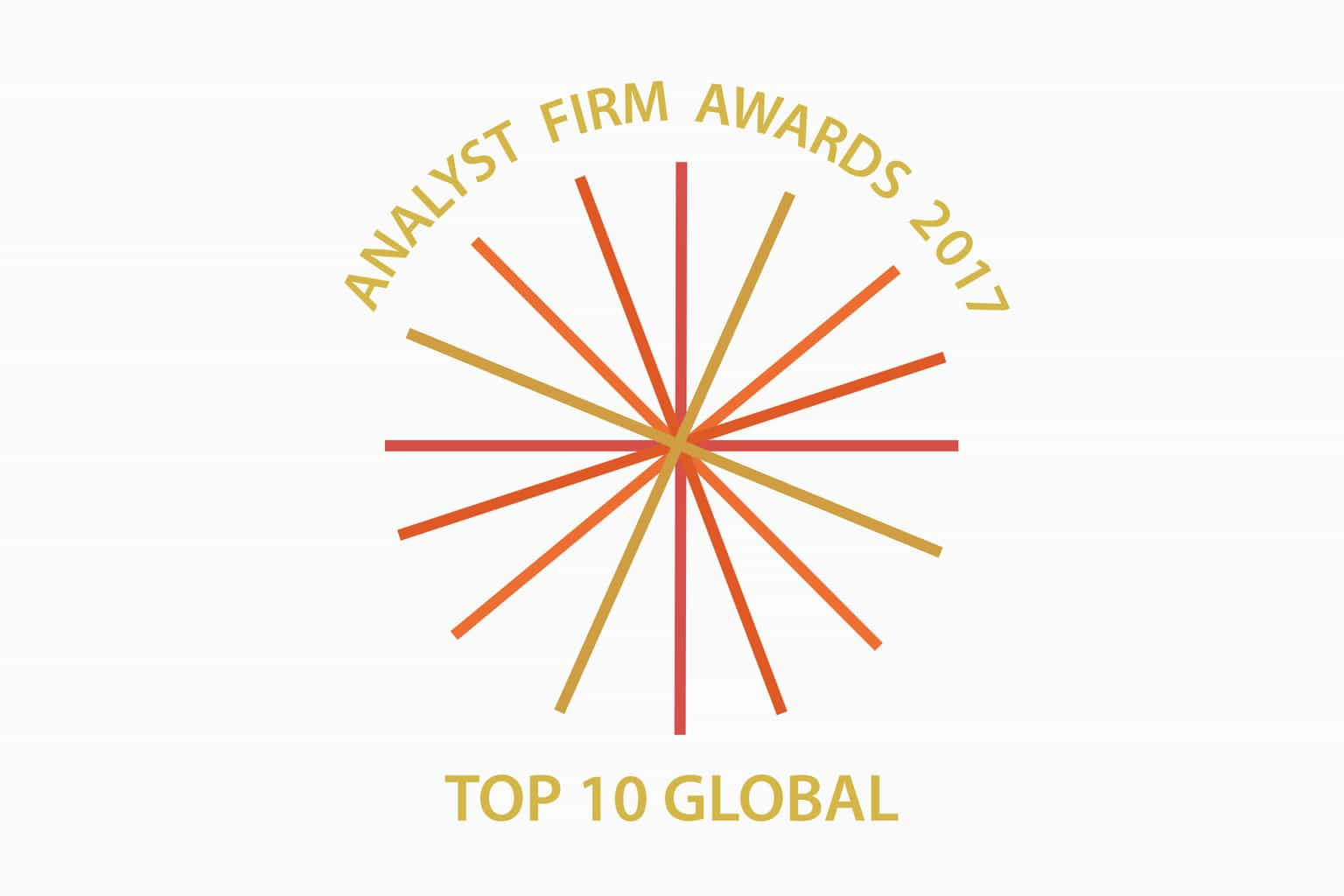 Save the date for our Analyst Firm Awards