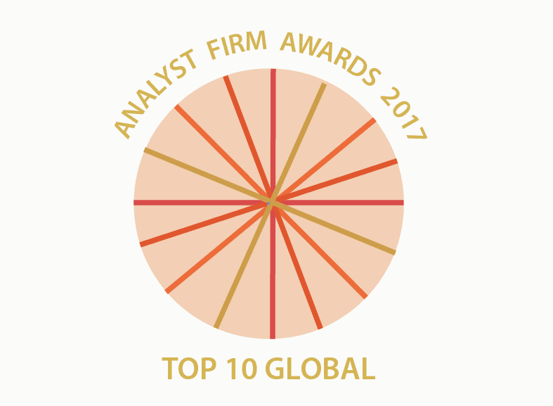 Top ten global analysts: 2016's outstanding research