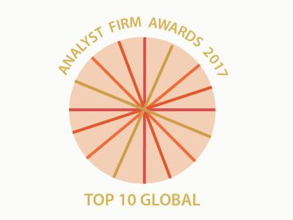 Top ten global analysts: 2016's outstanding research