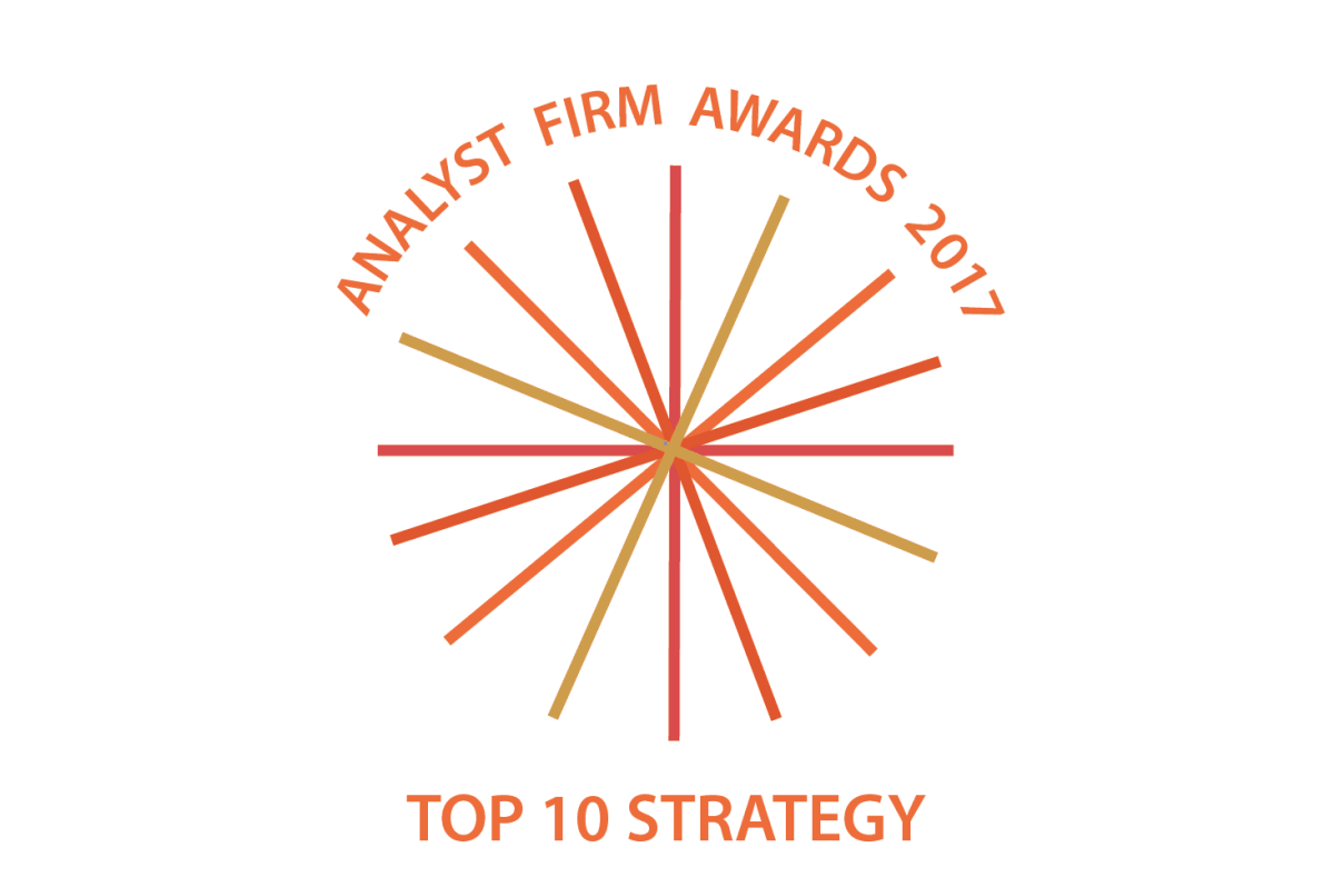 KPMG pushes out 451 in 2017 Strategy Analyst Firm Awards