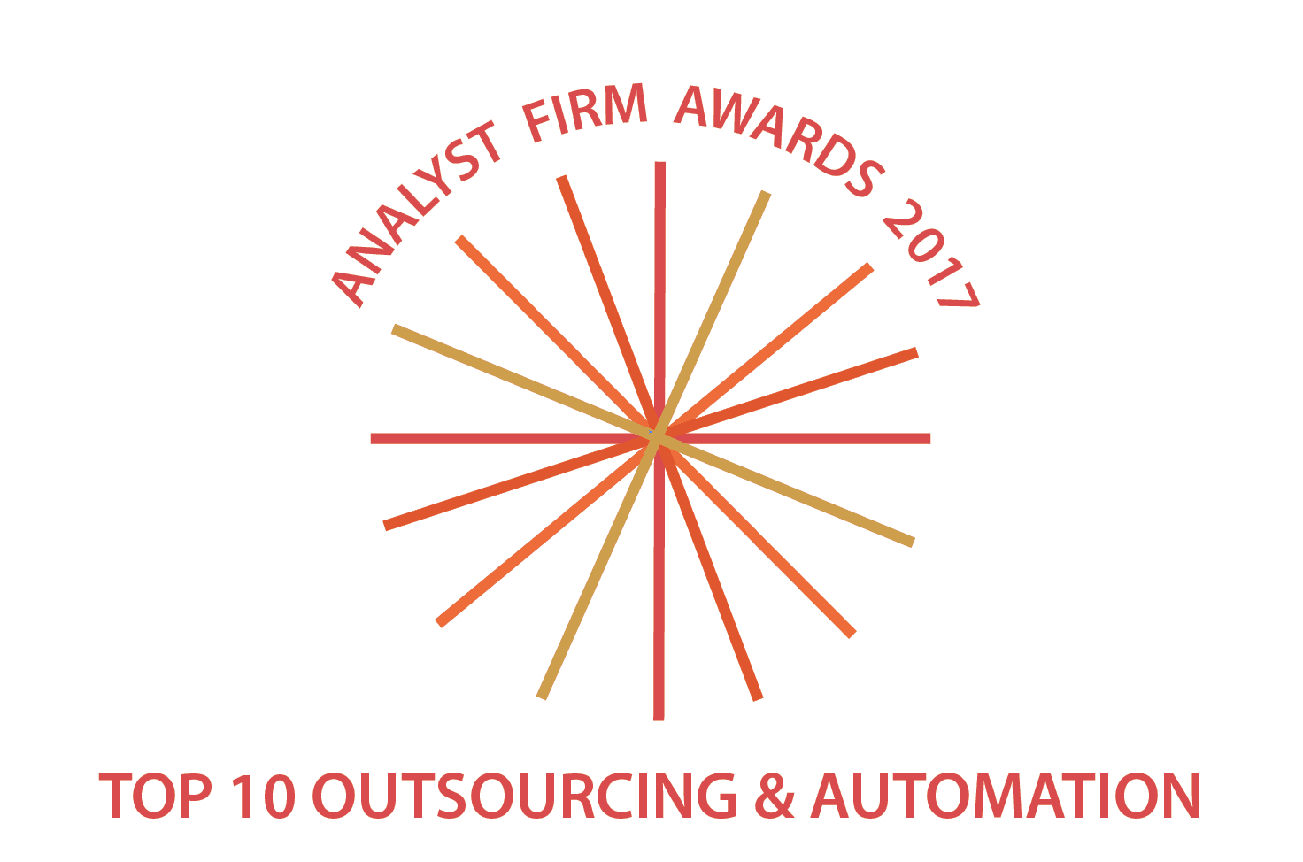 HfS Research overtakes Forrester in 2017 Outsourcing & Automation Analyst Firm Awards