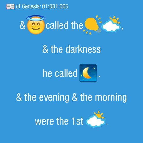 emoji-bible